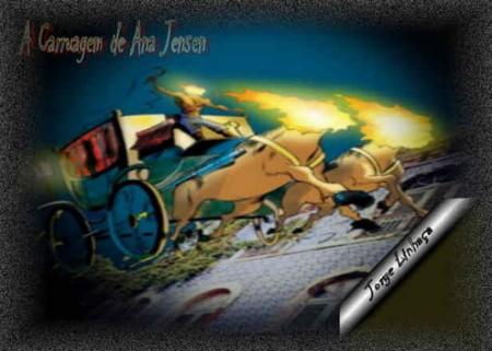 Lenda da carruagem de Ana Jansen